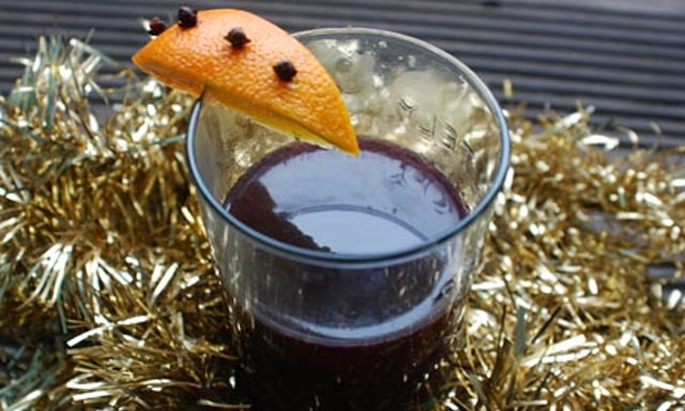 Mulled Wine Recipe – made more perfect with Bitter Orange